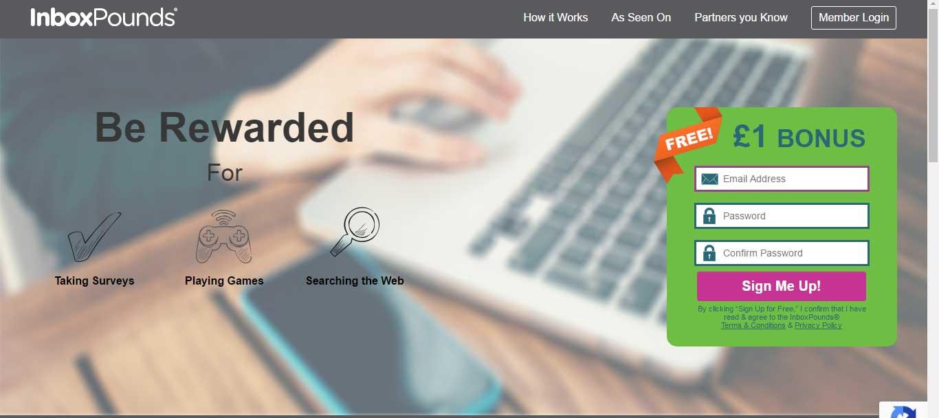 inboxpounds-interface