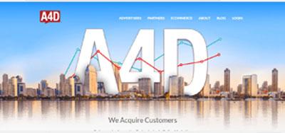 CPA Affiliate Network -a4d.com